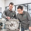 Schaeffler investiert kräftig in E-Auto-Technologie