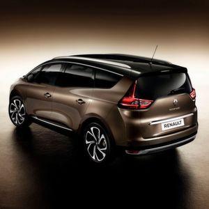 Renault Grand Scénic: Mehr Aura, mehr Platz