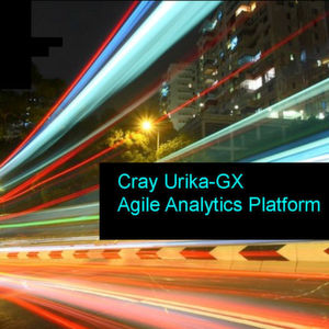 Urika-GX ist Analytic-Server mit Supercomputer-Kräften