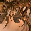 Ein T. Rex geht auf Reisen
