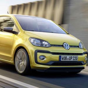 VW verkauft Up-Facelift günstiger