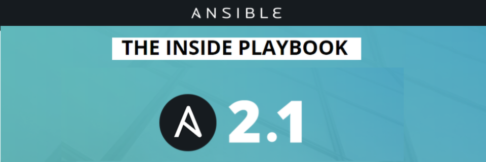 Ansible 2.1