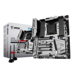 Neue High-End-Motherboards von MSI