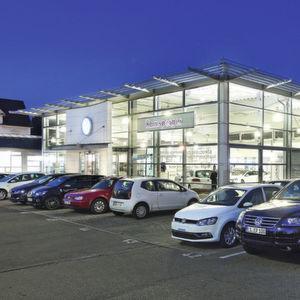 Die großen Autohändler: Autohaus Ramsperger