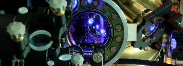 Optische Uhr kündigt Neudefinition der Sekunde an