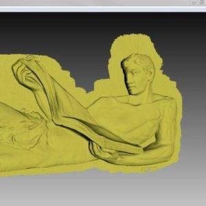 Wie 3D-Scans ein tschechisches Kunstwerk retten