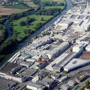 Unwetter legt Audi-Werk Neckarsulm lahm