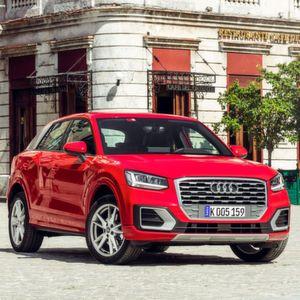 Gefahren: Audi Q2 – Benjamin für die Buckelpiste