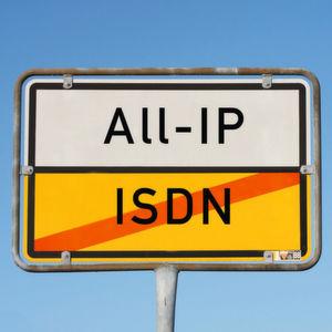 ISDN geht, IP kommt