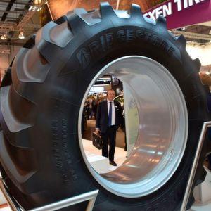 Reifen-Innovationen für Handel und Service
