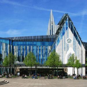 Die SEMANTiCS findet auf dem Gelände der Universität Leipzig statt.