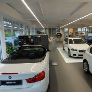 Neueröffnung beim Autohaus Matthes in Meiningen