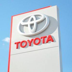30 weiße Flecken im Toyota-Netz