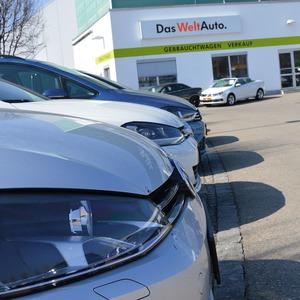 Abgas-Affäre belastet gebrauchte VW bislang wenig