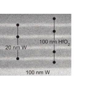 Optisches Nanomaterial für die direkte Umwandlung von Wärme in Strom