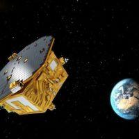 Auf dem Weg zum Gravitationswellen-Observatorium im All