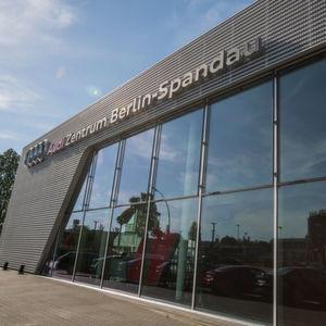 Berolina eröffnet Audi-Terminal