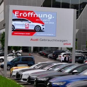 Audi-Gebrauchtwagenzentrum in Stuttgart eröffnet