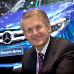 """Daimler-Vorstand: """"Markt für Elektromobilität ist so weit"""""""