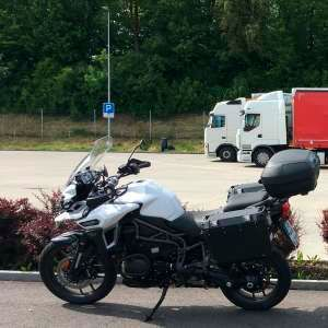 "Motorrad-Neuzulassungen Mai '16: Einfach ""The ride side of life"""