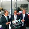 A9 wird zur ersten intelligenten und voll-integrierten Straße
