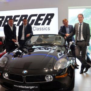 Autohaus Unterberger wird 40 Jahre alt