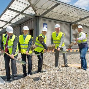 Linde beginnt mit Modernisierung des größten deutschen Gasfüllwerks