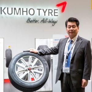 Kumho: Neue Reifen für kürzere Bremswege