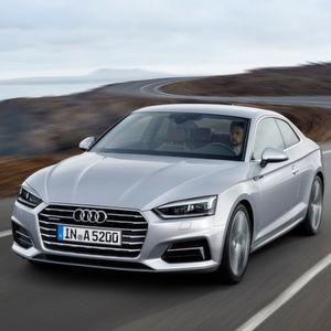 Audi A5 Coupé: Neue Generation des Schönlings