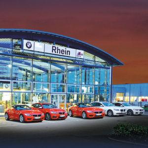 Die großen Autohändler: Autohausgruppe Rhein