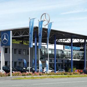 Die großen Autohändler: Rosier-Gruppe