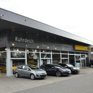 Die großen Autohändler: Ruhrdeichgruppe