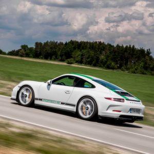 Gefahren: Porsche 911R – der freie Radikale