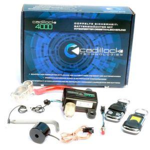 Cadillock: Batteriewächter sichert Startbereitschaft