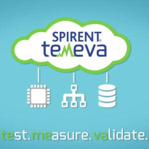 Spirent präsentiert Test-SaaS Temeva