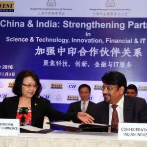 CII announces 'Shanghai-Mumbai dialogue'