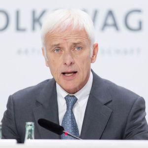 VW-Chef Müller kritisiert deutsche Autofahrer