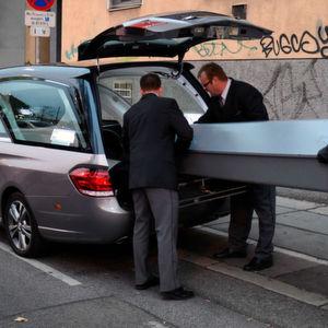 Leiche im Fahrzeug gilt als Vorschaden