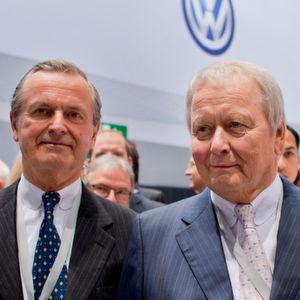 Porsche und Piëch stützen VW-Management