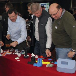 ZAK-Forum: Gedruckte Ersatzteile