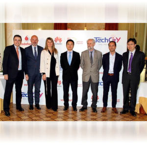 Madrid wird zur Tech City