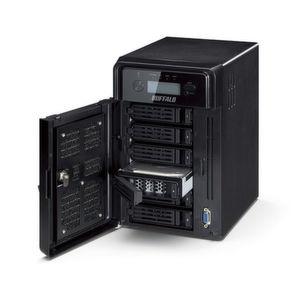 Buffalo bringt Terastation-NAS mit Hardware-RAID