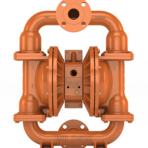High Pressure AODD Pump Now Available in Aluminum