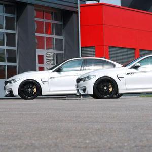 G-waltiges Plus an Power für BMW M3 und M4