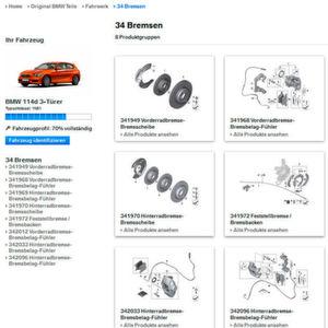 BMW startet Online-Teilevertrieb im Handel