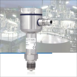 Robust Pressure Transducer in Field Housing