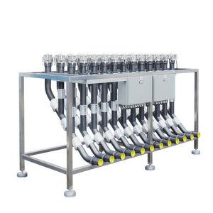 Wie Sie Kunststoffgranulate an Spritzgießmaschinen verteilen