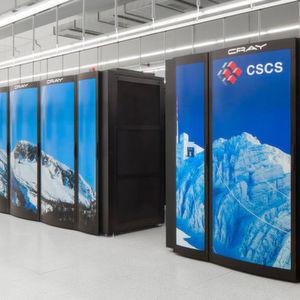Mehr Rechenleistung für die Schweizer Forschung