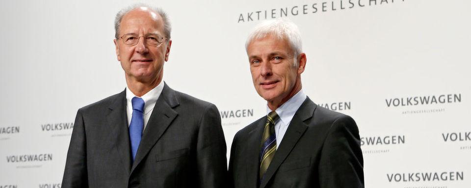 VW wehrt sich gegen Marktmanipulations-Vorwürfe