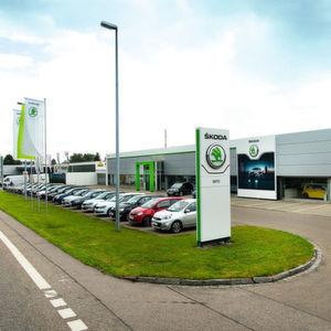 Die großen Autohändler: Seitz-Gruppe
